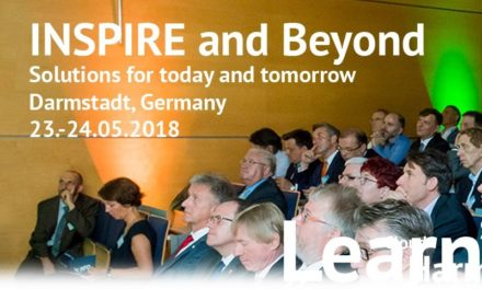 INSPIRE and Beyond, 23-34.05 Darmstadt, Germany