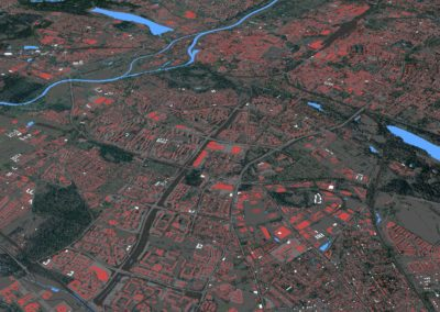 6. POZNAN-3D from the air