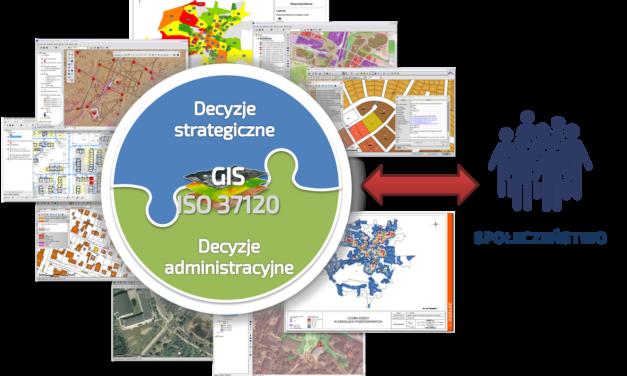 Zintegrowane zarządzanie miastem inteligentnym: norma ISO37120 a miejski system informacji przestrzennej (GIS)