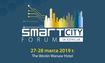 Smart City Forum, 27-28.03.2019,Warszawa